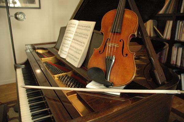 Studio Violin
